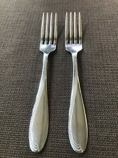 New Listing Oneida Camber Scroll Stainless Flatware 2 dinner forks