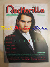 rivista ROCKERILLA 103/1989 Litfiba Sigue Sigue Sputnik Pussy Galore * NO cd