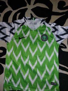 Nigeria football shirt 2018