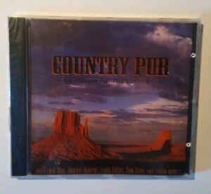 Country Pur - die schönsten deutschen Country Hits - CD (1994)