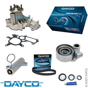 TIMING BELT KIT & WATER PUMP - for Toyota Hilux 3.0L Turbo Diesel KZN165R 1KZ-TE