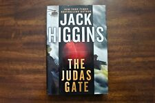 The Judas Gate by Jack Higgins 1st Edition 1st Printing 2011 Hardcover #18
