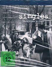 Blu-Ray SINGLES (1992) Bridget Fonda Matt Dillon Pearl Jam Grunge Region B/2 NEW