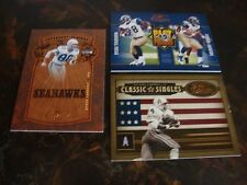 2005 Donruss Classics Football---Misc. Inserts---Lot Of 3---All #/1000--See List
