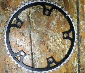 VINTAGE GIPIEMME CHAINRING 52T 144mm BCD CAMPAGNOLO Compatible, New Old Stock
