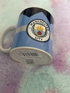 Manchester City Man City FC Mug Cup  Coffee Tea Gift Official Product