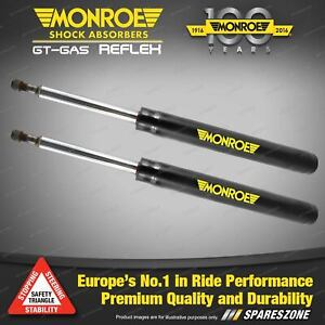 Pair Front Monroe Reflex Shock Absorbers for SAAB 900 2.0 2.3 2.5 94-98