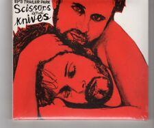 (HQ764) EP's Trailer Park, Scissors & Knives - 2010 Sealed CD