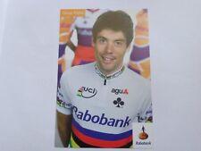 wielerkaart 2005 team rabobank  colnago  oscar freire