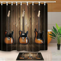 3D Print Urex Tree Flowers Waterproof Shower Curtain Home Decor Polyester Fabric
