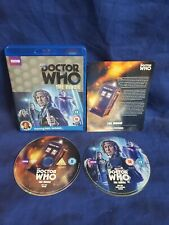 Doctor Who The Movie Uk Import Blu-Ray / Dvd Region B