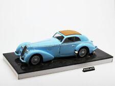 Minichamps 1:18 Alfa Romeo 8C 2900 B Lungo 1938 light blue