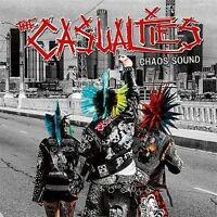 The Casualties - Chaos Sound [New CD]