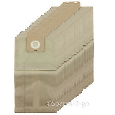 20 x Vacuum Dust Bags For Nilfisk HDS2000 GD2000 Hoover Bag