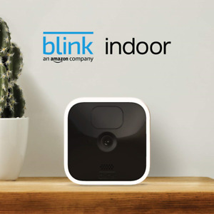 All-new Blink Indoor | Wireless, HD security camera with two-year battery life,