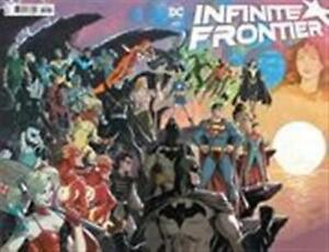 INFINITE FRONTIER #0 DC COMICS GEMINI 3/3/21 NM