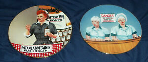 I Love Lucy - Hamilton Plates = It's Just Like Candy + Eating The Evidence