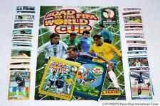 PANINI ROAD TO FIFA World Cup 2002-Complete set complet + Album + Sac