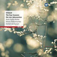 Herbert von Karajan - Vivaldi: The Four Seasons - Die vier Jahreszeiten [CD]
