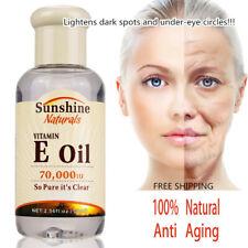 Natural Vitamin E Pure Jojoba Oil Organic Hair Essence Oil Anti Aging Skin Care