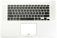 Apple Macbook Pro Retina A1398 2012 Topcase Cover Gehäuse Tastatur US Backlight