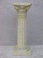 Antik Säule Blumensäule Tisch Design Barock Säulen Auf Alt Stuckgips 1641 Crem