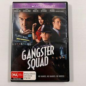 Gangster Squad (DVD, 2013) Josh Brolin Emma Stone Region 4