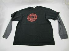 Spitfire Wheels - Pentagram - Men's XL Black Long Sleeve