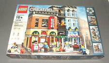 LEGO Detective's Office 10246 CREATOR Expert Modular Building Set w Barber NEW
