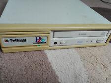External Recorder SyDOS 88E SyQuest YAMAHA SCSI