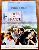 Hôtel de France - Patrice CHEREAU - Affiche Cinéma (40x60)