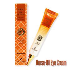 3WClinic Horse Oil Wrinkle Elasticity Moisturizer Whitening Under Eye Cream 40ml