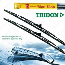 Tridon Wiper Complete Blade Set for Jeep Grand Cherokee WH 06/05-01/11