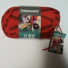 Therm-a-Rest Portable Hammock - Red/orange Camping Outdoor