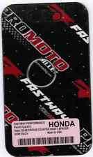 NEW HONDA CRF450R CRF450X FASTWAY COUNTERSHAFT SPROCKET SPACER 2002 - 2008