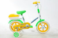 "KITTY GIRLS BIKE 12"" WHEELS ITALIAN MADE BIKE GREAT XMASPRESENT LOW PRICE 1G1274"