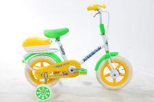 """KITTY Ragazze Bike 12"""" RUOTE ITALIANA fatta BICICLETTA Grande regalo prezzo basso 1G1274"""