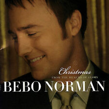 Christmas... from the Realms of Glory - Bebo Norman (CD, 2007, BEC)