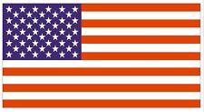 USA UNITED STATES OF AMERICA FLAG STICKER Decal  F01 US Flag American Flag