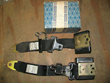 Porsche 914 factory nos seat belt set includes impossible to find right side