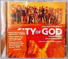 Original Motion Picture Soundtrack - City of God (CD 2003)