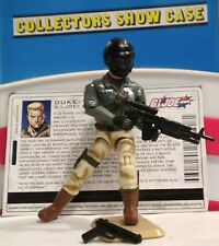 GI Joe Body Part 1984 Roadblock      Left Arm        C9 Excellent