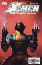 ASTONISHING X-MEN #1 Marvel Comics DELL'OTTO WOLVERINE VARIANT COVER Joss Whedon