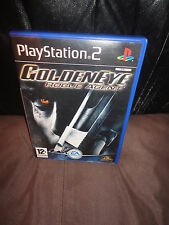 PS2 GAME: GOLDENEYE ROGUE AGENT