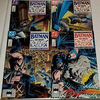 Batman Ten Nights Of The Beast Set Jim Starlin Aparo 1st Appearance 417-420