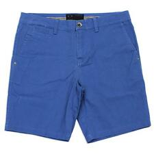 Oakley Workshop 4.0 Chino Blue 38 XXL Mens Casual Cotton Shorts Walkshorts