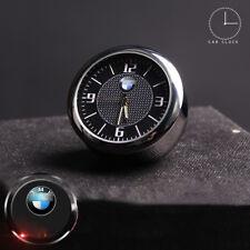 Car Clock Fit For BMW Refit Interior Luminous Electronic Quartz Watch Ornaments