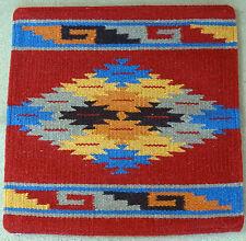 Wool Pillow Cover HIMAYPC-37 Hand Woven Southwest Southwestern 18X18
