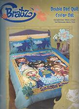 Bratz Sun Kissed Summer Girls Duvet | Doona Quilt Cover Set | US Full | Double