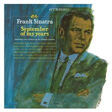 FRANK SINATRA - SEPTEMBER OF MY YEARS  VINYL LP NEU